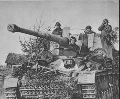 Panzerjäger Hornisse / Nashorn & crew