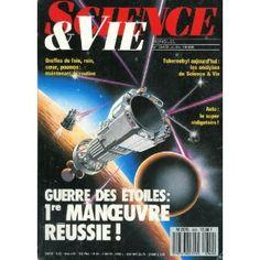 Science et Vie - n°849 - 01/06/1988 - Guerre des étoiles : 1e manoeuvre réussie ! [magazine mis en vente par Presse-Mémoire]