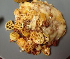 Spaghetti Pie....so tasty!