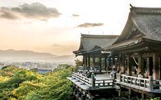#6 Kyoto, Japão