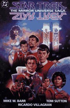 The Mirror Universe Saga | Memory Beta, non-canon Star Trek Wiki | FANDOM powered by Wikia