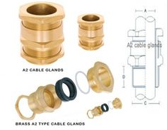 Brass A2 Cable glands #BrassA2Cable\glands  brass cable glands a2 type, gland cable, cable gland, brass cable, plastic cable glands, brass cable gland, cable glands manufacturers, cable gland size, pg cable gland, cable gland connector, glands cable, manufactures, exporters and suppliers from A1Metallics. Cable, Cabo, Electrical Cable, Cord, Wire