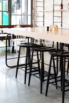Barry by Techne Architects  - stools