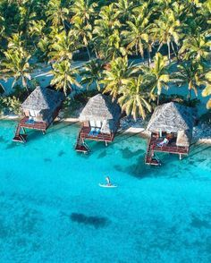 If you want Travel dream ideas in Bora Bora. inspired by my selection, see more inspirations here. ♥ #luxuryescapes #luxuryescapestravel #luxurytraveldeals