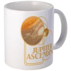 Jupiter Ascending Mug #JupiterAscending Jupiter Ascending Movie Feb 6 lots of designs teams #JupiterJones -see all the products here - http://www.cafepress.com/dd/90181687