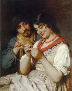 Eugene de Blaas ~ Academic painter | Part.1 | Tutt'Art@ | Pittura * Scultura * Poesia * Musica |