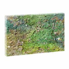 Kunstdruck auf Leinwand-Fertig zum Aufhängen- Kumulation 3- 40cm*80cm-Angebot