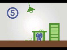 한반도 지진 위험을 알리는 인포그래픽 영상