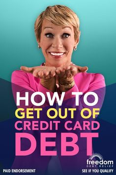Get out of debt and on with your life. Freedom Debt Relief offers a way out - no loan required. Find out how Freedom Debt Relief has already helped over 150,000 customers resolve debt with their proven program. Start by answering a few questions to see you if you qualify.