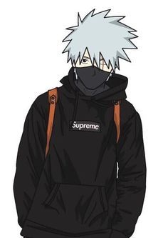 Image result for supreme x naruto