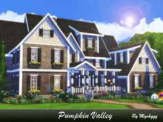 MychQQQ's Pumpkin Valley