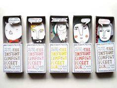 Kim Welling: Instant Comfort Boxes! Genius!