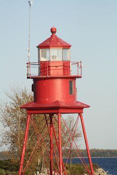 Alpena North Pier Lighthouse