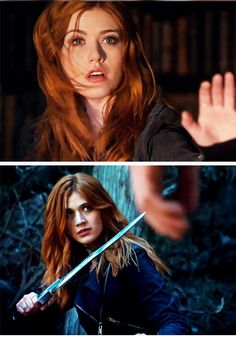 """Clary in 2x16 """"Day of Atonement"""""""