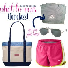 monograms & vineyard vines <3