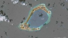Beijing installs weapons systems in South China Sea, says US think tank