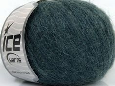This is an excellent yarn with high-content of Alpaca Mohair and Merino Wool. Works excellent for your fine-weight patterns with more than 30 plain and melange colors. Fiber Content 40% Merino Wool 30% Acrylic 20% Alpaca 10% Mohair Brand Ice Yarns Aero Blue fnt2-46579