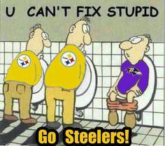 Go Steelers!!!!