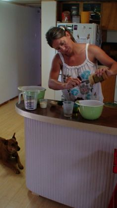 recipe for homemade dog treats