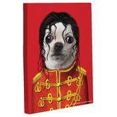 Found it at Wayfair - Pets Rock Pop Graphic Art on Canvas