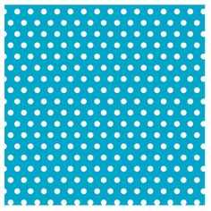blue polka dot wrapping paper