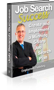 Free Job Search Success & Help Book