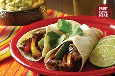 Steak Fajitas Recipe #KitchenWindow