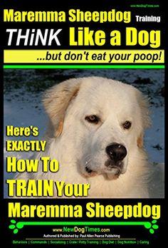 Maremma Sheepdog Training   Think Like a Dog, But Don't E... https://www.amazon.com/dp/B00K7UHPJC/ref=cm_sw_r_pi_dp_XGeIxbYH7NQ9H