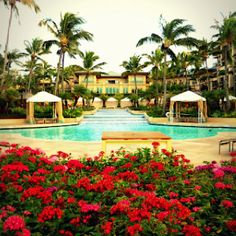 Ritz Carlton Maui... Can't wait to come back one day...such good memories