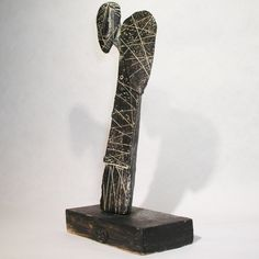Ancient Angel ceramic by John Maltby - Pyramid Gallery - john-maltby-ceramic-ancient-angel-sculpture2