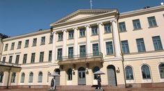 Presidentinlinna Helsingissä - President's Castle Helsinki