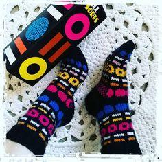 Crochet Socks, Knitting Socks, Knit Art, Patterned Socks, Projects To Try, Dads, Slippers, Handmade, Tejidos