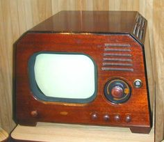 Dad's First TV 1946-The Dumont