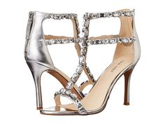 Nine West Fresh Light Gold/Light Gold Synthetic - Zappos.com Free Shipping BOTH Ways