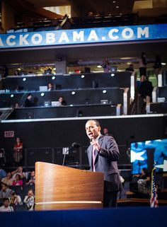 Photo Credit: Kathy Smith   Engage with the DNC at demconvention.com