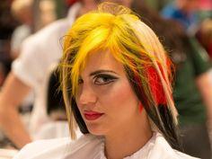 SoftFern portal - tech news, news in photos, graphics and media, tutorials, affordable custom software. Natalia Poklonskaya, Hairdresser, Cool Photos, Champion, Dreadlocks, Hair Styles, Image, Beauty, Trendy Hairstyles