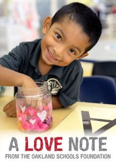 Happy Valentine's Day! Love, OSF