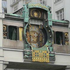 Schwedenplatztól indulva, a Stephansdom felé menet jobbra, a Hoher Markton.