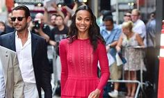 Zoe Saldana producing Gone Missing which weaves together the story of three families affected since as many as 4,000 indigenous women have disappeared or been killed.