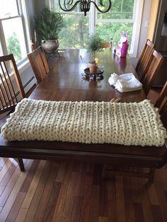 Fat Wool Co blanket