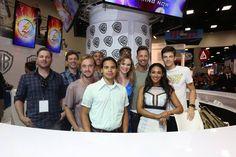 THE FLASH Season 3 Comic-Con First Look Video via @seat42f