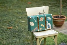 Ma valise en carton | Blog mariage, Mariage original, pacs, déco