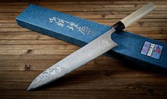 Masakage Shimo - Gyuto 240mm - #chefknife #masakage #japanese #gyuto #cooking #kitchen