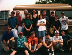 Lord of Life Youth Group, 1996