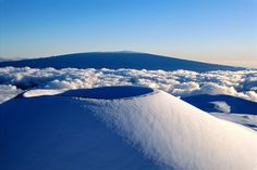 Mauna Kea summit, Big Island