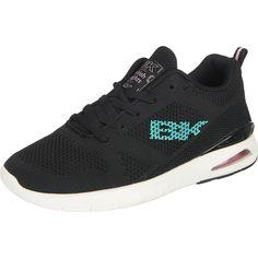 #BRITISH #KNIGHTS #Damen #Energy #Sneakers #schwarz - Das Obermaterial der