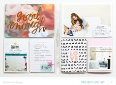 stephanie makes: July Project Life Album - Part II