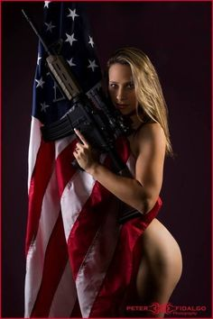 The 3 Hottest things in the world are, Gals, guns, & bows! None of the images are mine unless. Puff The Magic Dragon, By Any Means Necessary, Survival Weapons, Miss Usa, Bad Girl Aesthetic, Double Trouble, Guns And Ammo, Hot Blondes, American Women