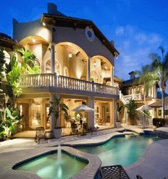 #Luxury Mansions in Florida #LuxurydotCom