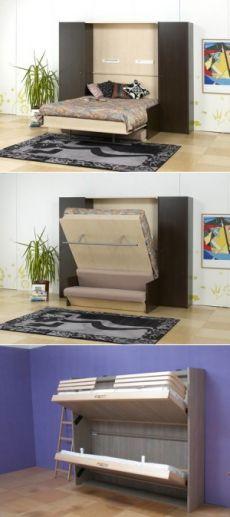 Раскладные кровати от Griffon / Мебель / ВТОРАЯ УЛИЦА